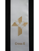 BYO STOLE : Cross PRINT MOTIF E to Existing Sash (Standard Size)